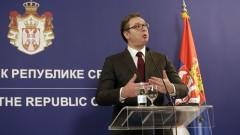 Вучич отхвърли искане на Байдън Сърбия да признае Косово