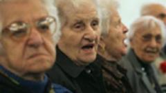 Възрастните хора - живот с бъдеще