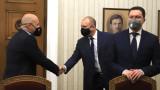 Румен Радев настоя, че не може да е архитект на бъдеща коалиция