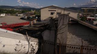 Тежък инцидент с автоцистерна край Благоевград