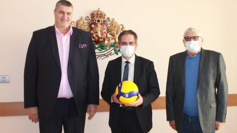 Любо Ганев: Пловдив и България ще станат още по-разпознаваемо и желано за посещение от туристи място
