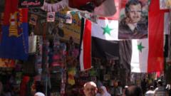 Башар Асад дава прошка