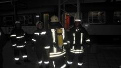Пожар в мол във Варна след взрив на газова бутилка
