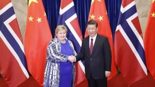 Китай и Норвегия разтапят ледовете след години на прекъснати отношения