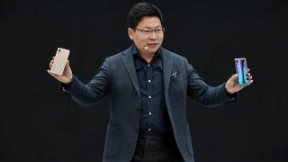 Huawei записа 28% ръст на печалбата, но приходите растат бавно