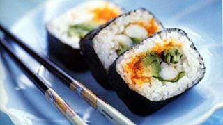 За сушито или културата на ядене с пръчици