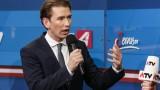 Курц извоюва победа на изборите в Австрия