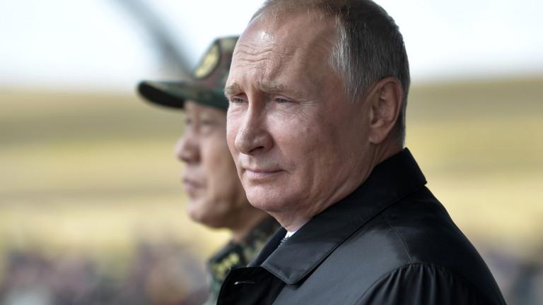 """Русия затяга още """"хватката"""" върху трафика в интернет"""