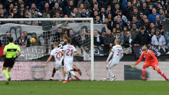Донарума закопа Милан срещу Удинезе