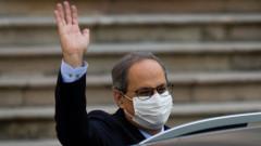 Испанският върховен съд лишава лидера на Каталуния от право на публична длъжност за 18 месеца