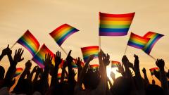 Защитници на гей браковете протестираха срещу решението на ВАС