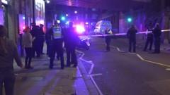 Нападение с нож в Лондонското метро