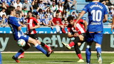 Алавес победи Атлетик (Билбао) с 2:1 в двубой от 25-ия кръг на Ла Лига