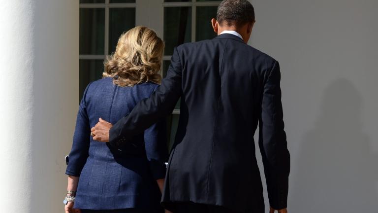 Обама подкрепи Хилари Клинтън
