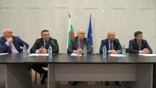 Маринов хвали работата на ГДБОП