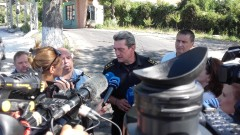 Шефът на пожарната: Рискът от пожари в страната е висок