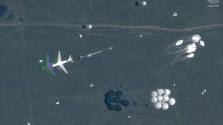 Русия с маневри на флота си в Берингово море