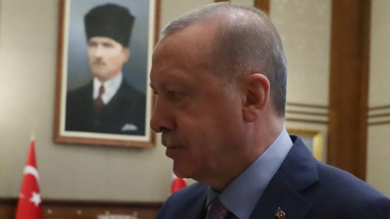Турският президент Реджеп Ердоган заяви за намерението си да обсъди