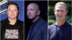 Кой липсва от класацията на най-богатите американци за 2021 г.