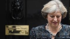"""Няма да има втори референдум, """"Брекзит""""-ът е необратим, ще потвърди Мей пред ЕС"""