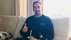Диего Годин: Напуснах Интер заради Конте