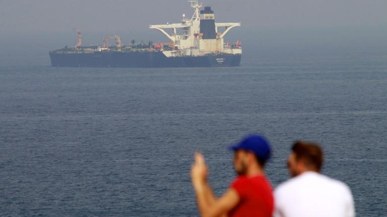 Гибралтар може да пусне иранския танкер днес