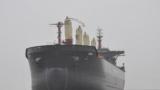 """Нов кораб на търговския ни флот пое първия си рейс - 42 300-тонният бълкер """"Руен"""""""
