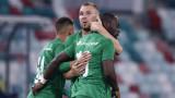 Лудогорец победи Динамо (Брест) с 2:0 като гост и се класира за групите на Лига Европа