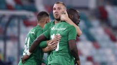 Лудогорец без право на нова грешка в Лига Европа