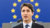 Целият свят печели от силен ЕС, обяви канадският премиер в ЕП