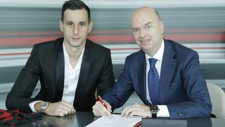 Официално: Никола Калинич е играч на Милан