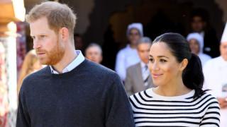 Как Хари и Меган почетоха Даяна след раждането на сина им