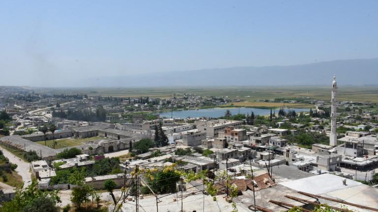 Сирийските правителствени сили атакуваха турски наблюдателен пост в провинция Идлиб,