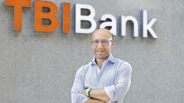 Питър Барон, CEO TBIF (TBI Bank)