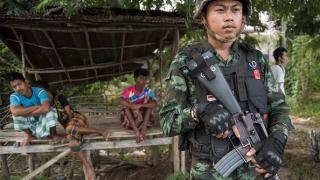 27 държави участват в мащабни военни учения в Азиатско-тихоокеанския регион