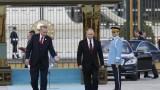 Ердоган телефонира на Путин след натиска на САЩ
