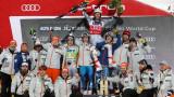 Норвежецът Расмус Виндингстад  с изненадваща победа в паралелния слалом