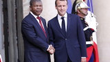 Макрон хвали смелия и отговорен президент на Италия