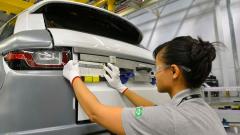 Jaguar Land Rover откри завод за джипове в Бразилия