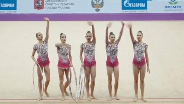 Сребро и бронз за ансамбълът ни в Баку!