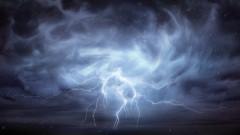 Гръмотевичните бури, които озадачиха метеоролозите