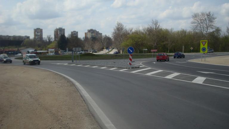 Снимка: Пловдивчани алармират за път-убиец