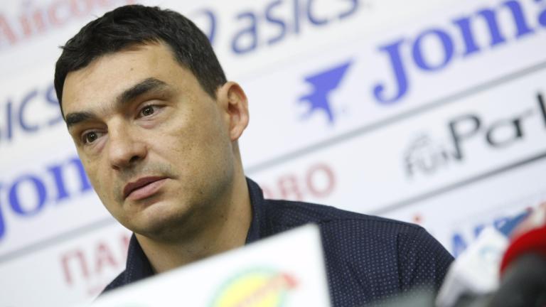 Владо Николов: Може би сгреших, че определих Спас Байрев за мой наследник