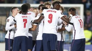 Англия разби Андора на пет парчета