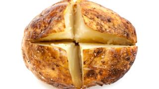 Как да изпечем перфектните цели картофи на фурна