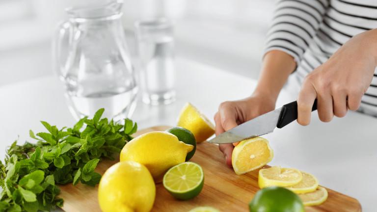 Как да запазим лимоните по-свежи за по-дълго време