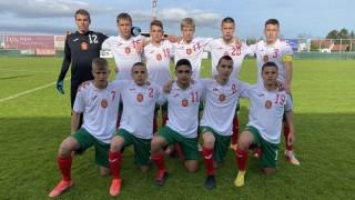 България U15 победи връстниците си от Северна Македония
