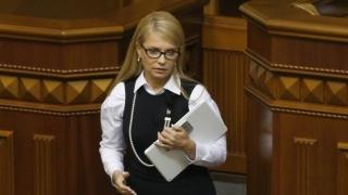 """Партията на Тимошенко """"Отечество"""" напуска управляващата коалиция в Украйна"""