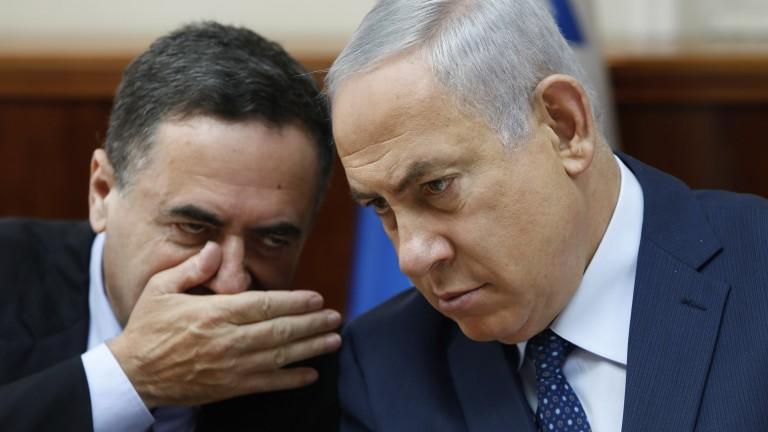 """Нетаняху заклейми """"къщата от лъжи"""" ООН"""