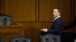 Колко е висок Марк Зукърбърг и как хитрува пред Сената